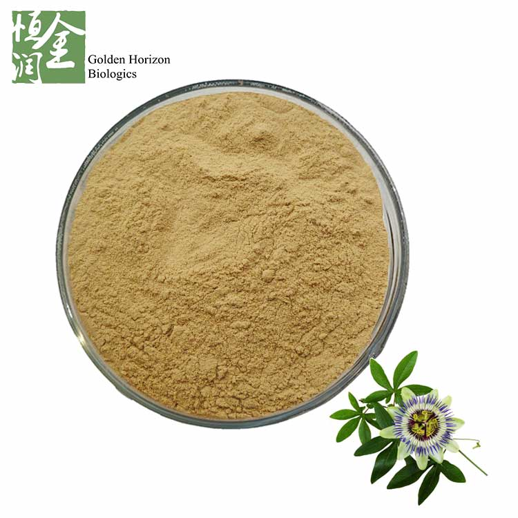 Hot Selling 5% Flavones Passiflora Caerulea Extract Passion Flower Extract