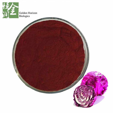 Red Food Colouring Powder Cabbage Red Color ---C.V. 10-80