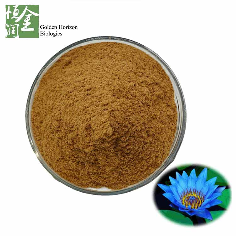 Natural Blue Lotus Extract Powder/nymphaea Caerulea Extract