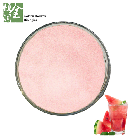 Fresh Watermelon Fruit Juice Powder for Juice Drink