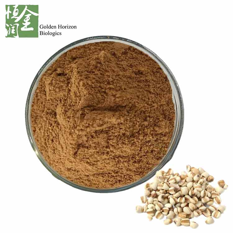 Factory Supply Semen Coicis Job's Tears Seeds Extract Pearl Barley Coix Seed Extract
