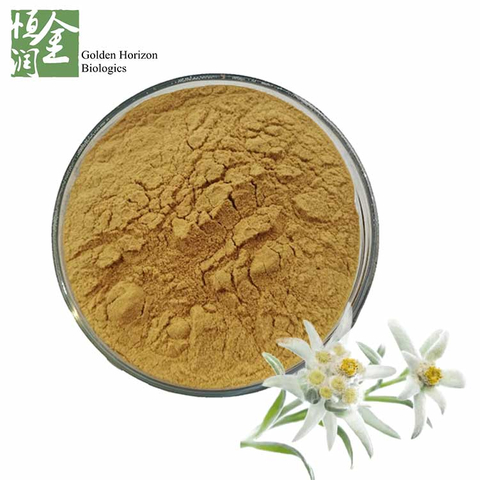 Factory Supply High Quality Leontopodium Alpinum Edelweiss Extract