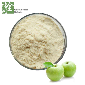 Natural Dietary Supplements Fruit Green Apple Juice Powder