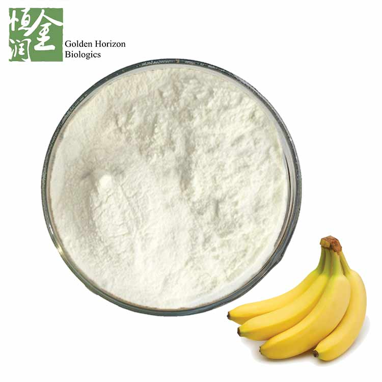 Factory Wholesale Natural Banana Freeze-Dried Powder for Beverage