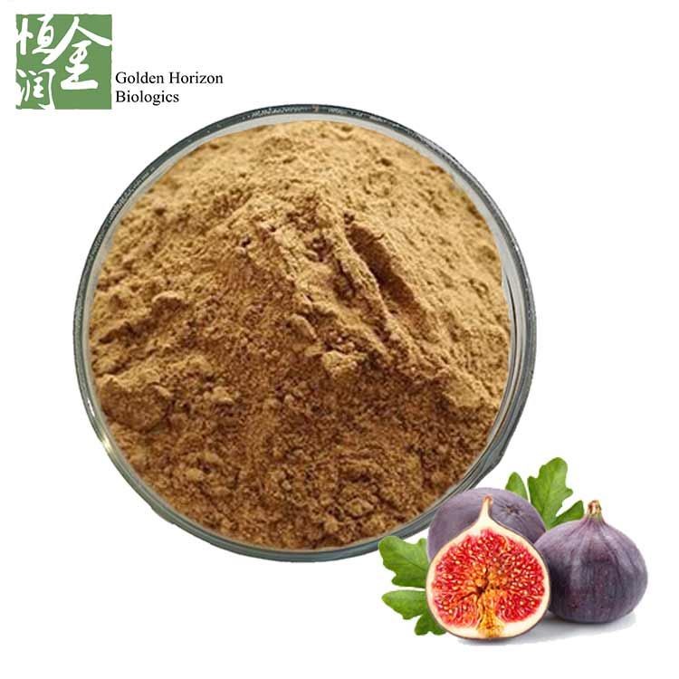 Whosale Manufactory Supply Fig Leaf Extract Powder