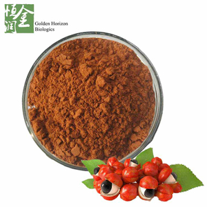 Factory Supplier Guarana Seed Extract Powder Caffeine 10% 20%