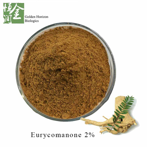Wholesale Sex Enhancement Tongkat Ali Extract 2% Eurycomanone Powder for Dietary Supplements