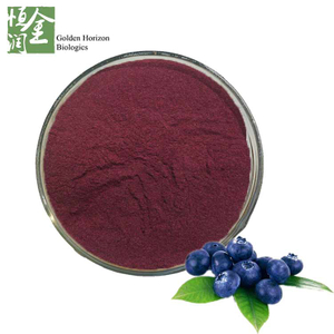 Whosale Best Antioxidant Blueberry/Bilberry Extract 25% Anthocyanin