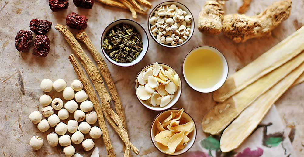 Extraction Status of Chinese Traditional Herbs and Plant Extracts
