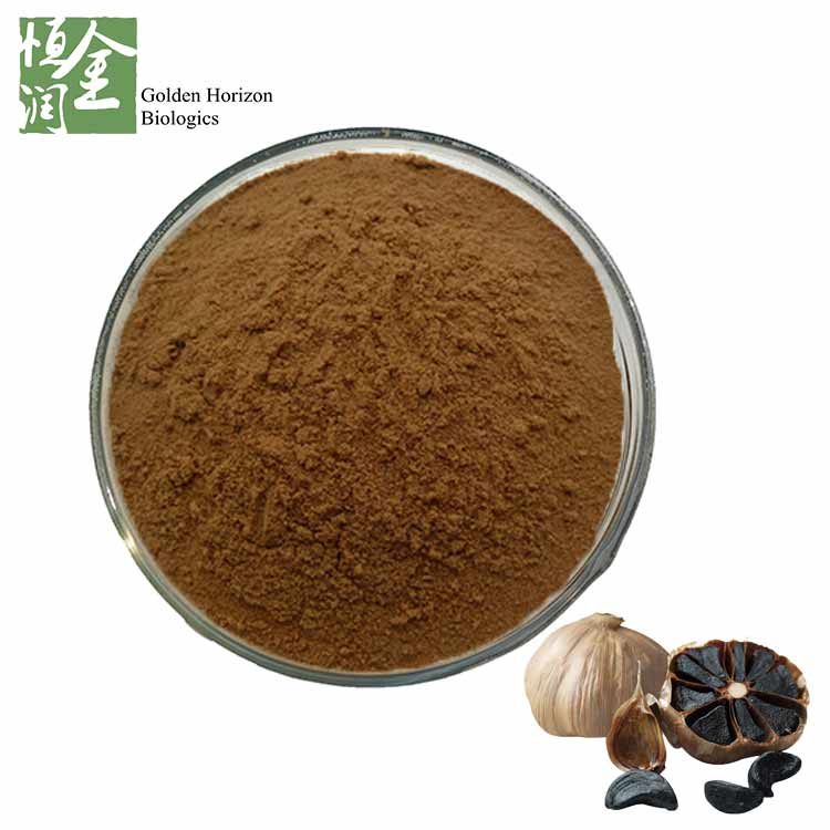 Supplier Natural Black Garlic Extract Polyphenols 3%