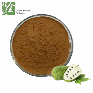 Factory Supply High Quality Graviola Fruit Extract / Soursop Powder